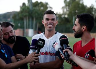 Pepe takes veiled swipe at Real Madrid fans
