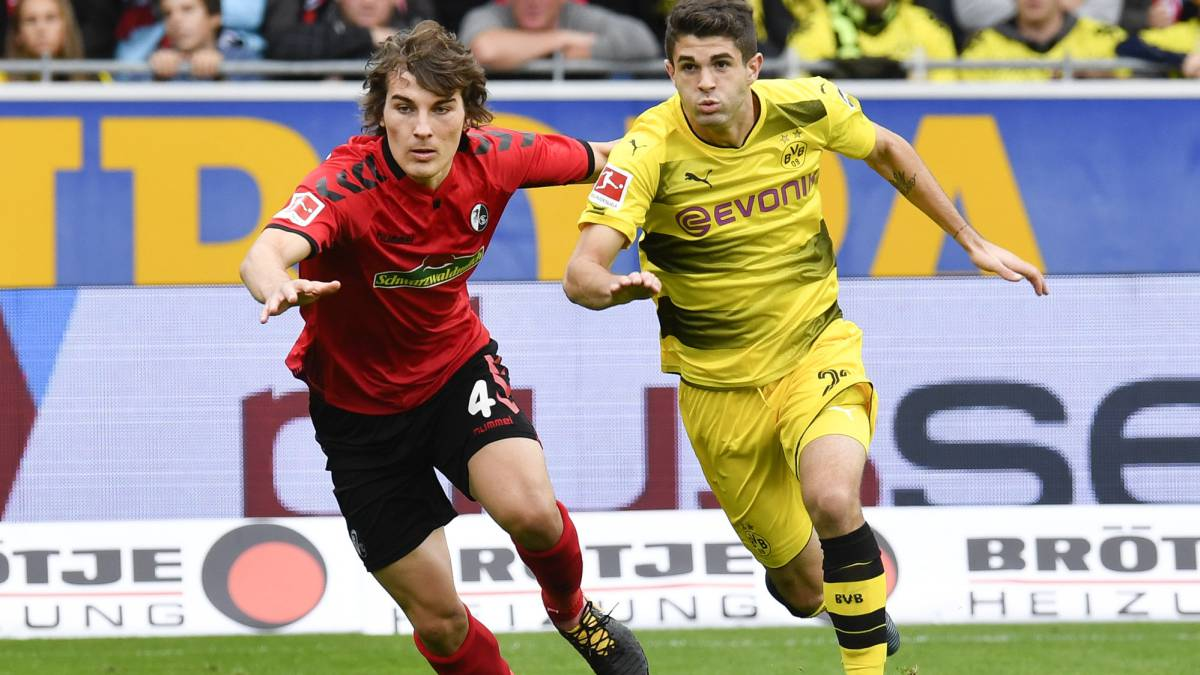 El Dortmund deja escapar los primeros puntos del año