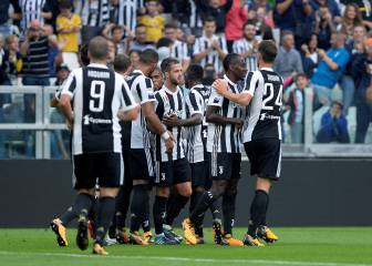 La Juventus sigue de pleno