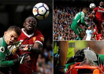 Mané suspended for three games for horror challenge