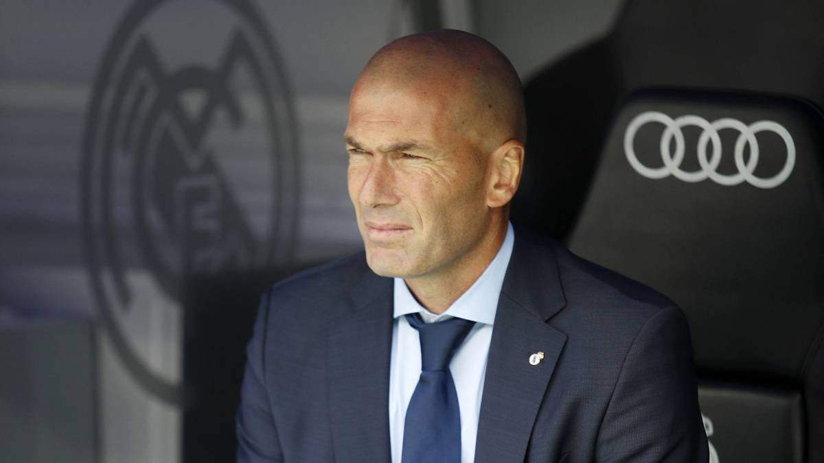 "Zidane: ""Solutions come from the squad we have"""