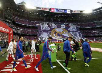 What's up with Real Madrid at the Bernabéu?