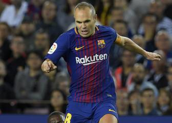 "Iniesta's contract situation: ""There is no preliminary agreement"