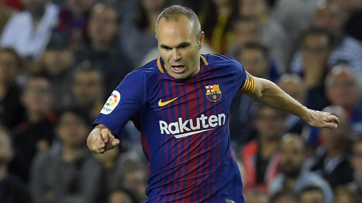 "Iniesta's contract situation: ""There is no preliminary agreement"""