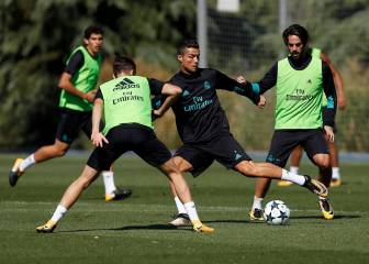 Madrid put Levante game behind them to prepare for APOEL