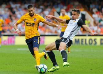 Carrasco close to entering Atleti's Walkway of Fame