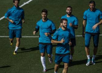 Zidane leaves out Asensio for APOEL game