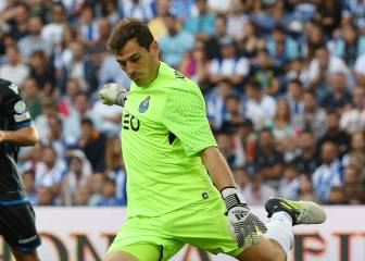Iker Casillas explains his reasons for staying at Porto