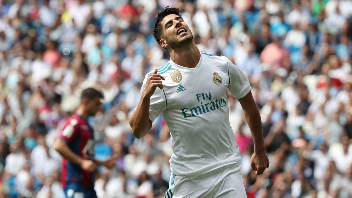 Marco Asensio.