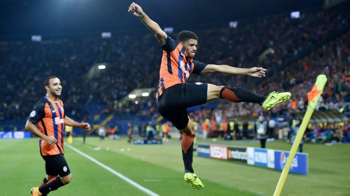 Resumen Shakhtar 2 - Nápoles 1  el Nápoles no pudo en Ucrania - AS.com 2dbc27f14e1d4