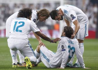 More injury trouble for Real Madrid: Kovacic