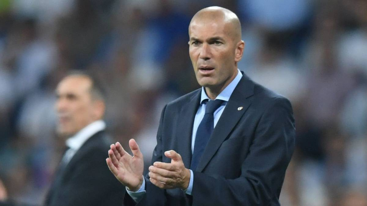 "Zidane: ""Cristiano is the best in the world, he could have scored four tonight"""