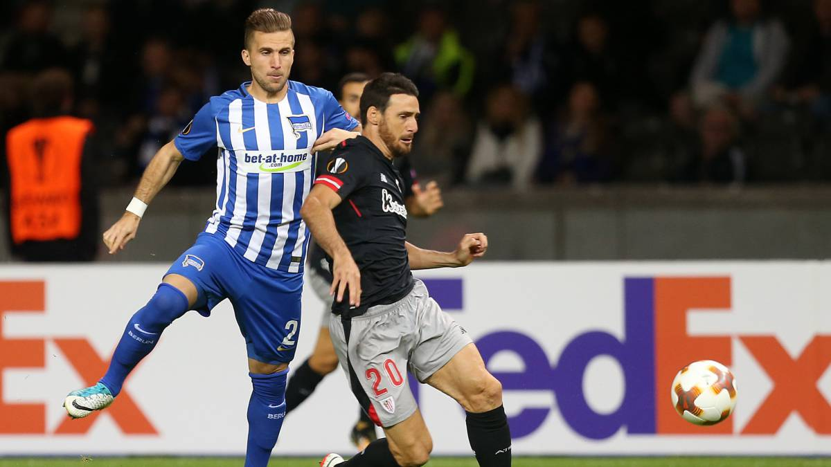 Hertha vs Athletic Club en directo y vivo online: Europa League en AS.com.