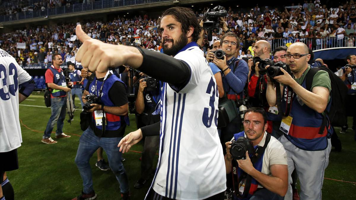 Isco renews with Real Madrid until 2022