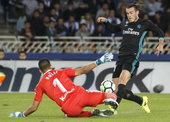 Bale, a stunning goal in the desert