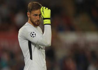 Juve set sights on Oblak as possible Buffon replacement