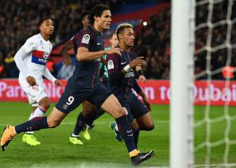Neymar-Cavani war: the 1,000,000 euro question