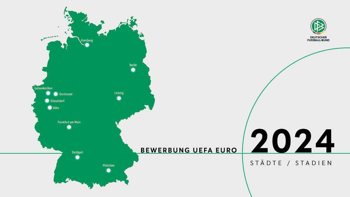 La candidatura de Alemania para la Eurocopa 2024 puede ser inconstitucional
