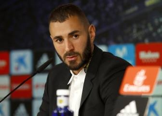 Karim Benzema commits to Real Madrid until 2021