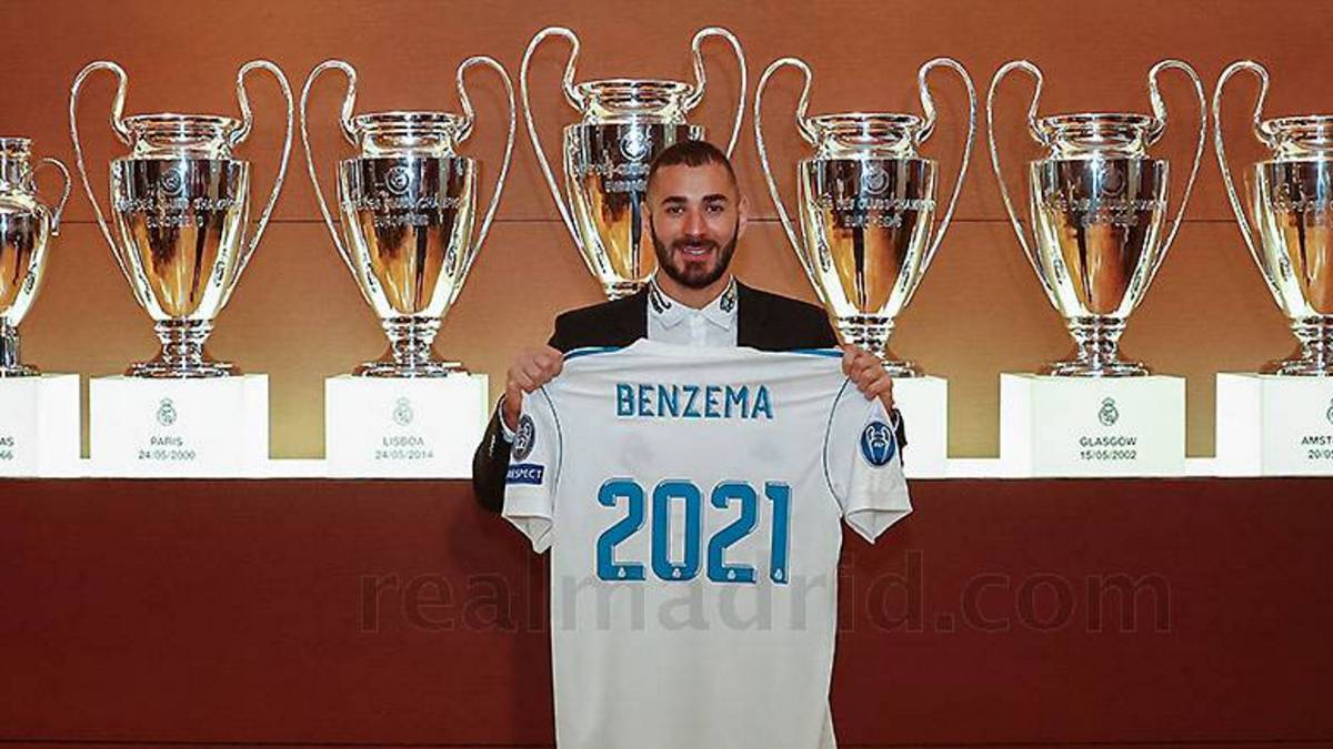 "Benzema: ""Scoring goals isn't everything for modern strikers"""