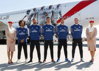 Madrid agree new lucrative sponsorship deal with Emirates