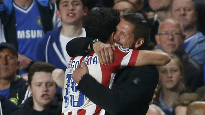 Diego Costa y Simeone.