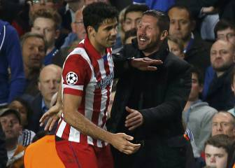 Costa to be given special training plan to help fitness