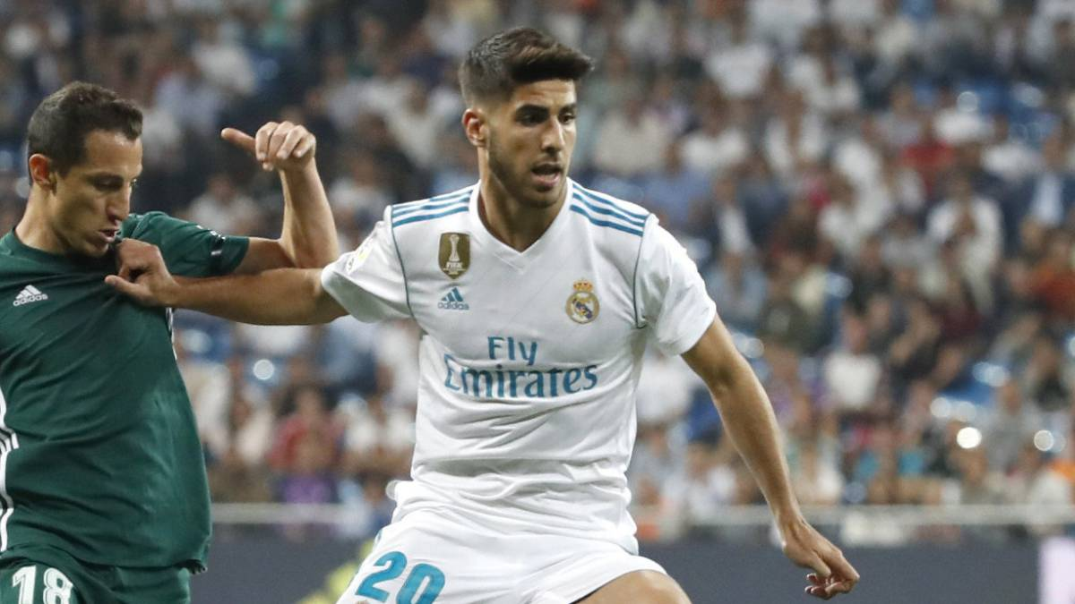 L'Équipe elects Marco Asensio as best young player in the world