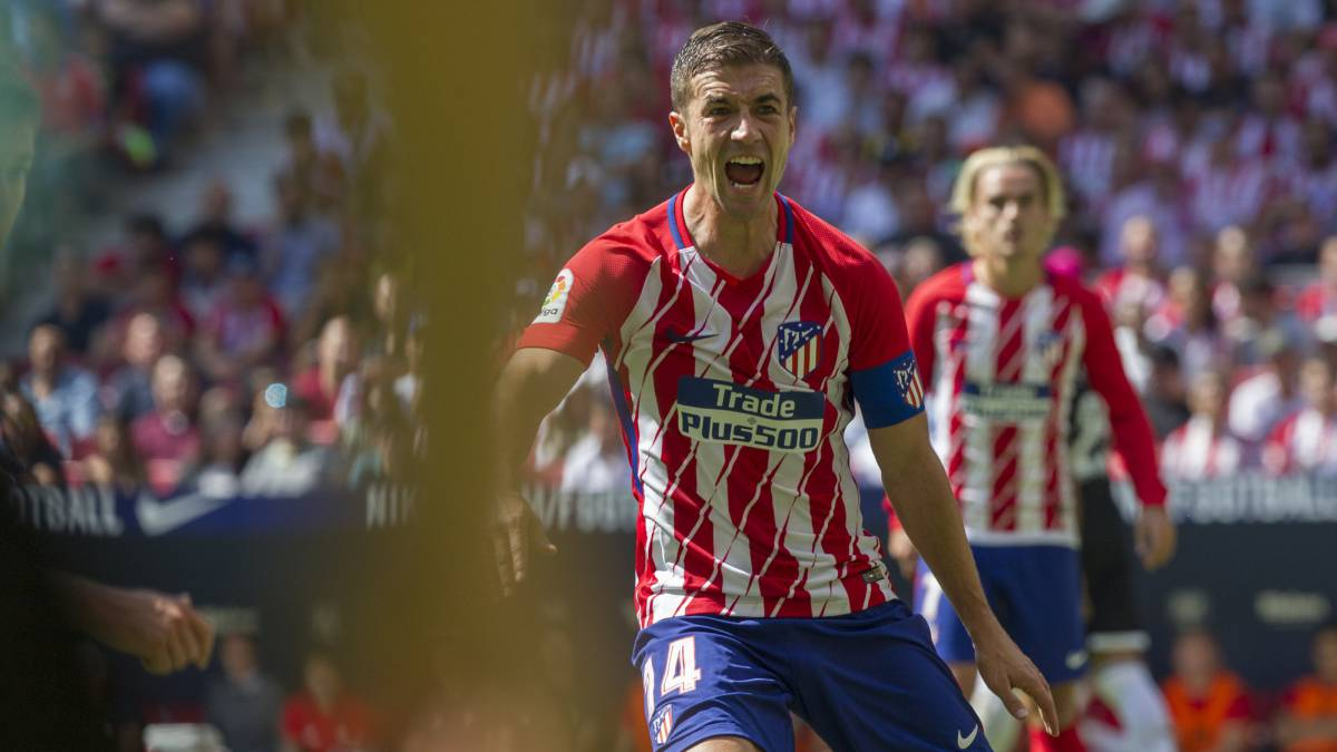"Gabi: ""We've taken a step forward by beating a team like Sevilla"""
