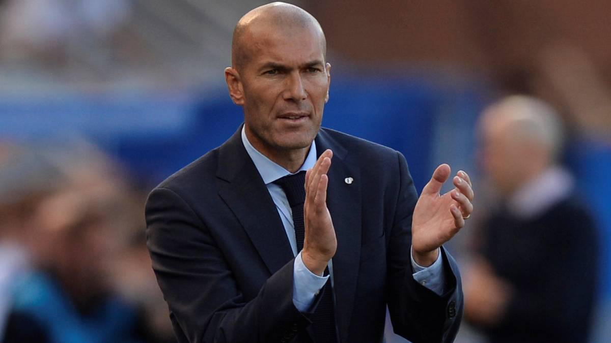 "Zidane: ""Ceballos will get another chance, I like Ronaldo up top"""