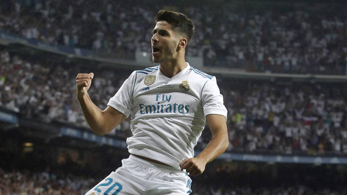 Real Madrid to announce Marco Asensio's contract extension next week