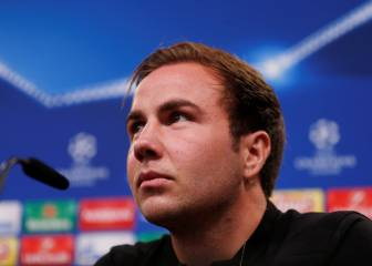 Gotze warns Real Madrid: