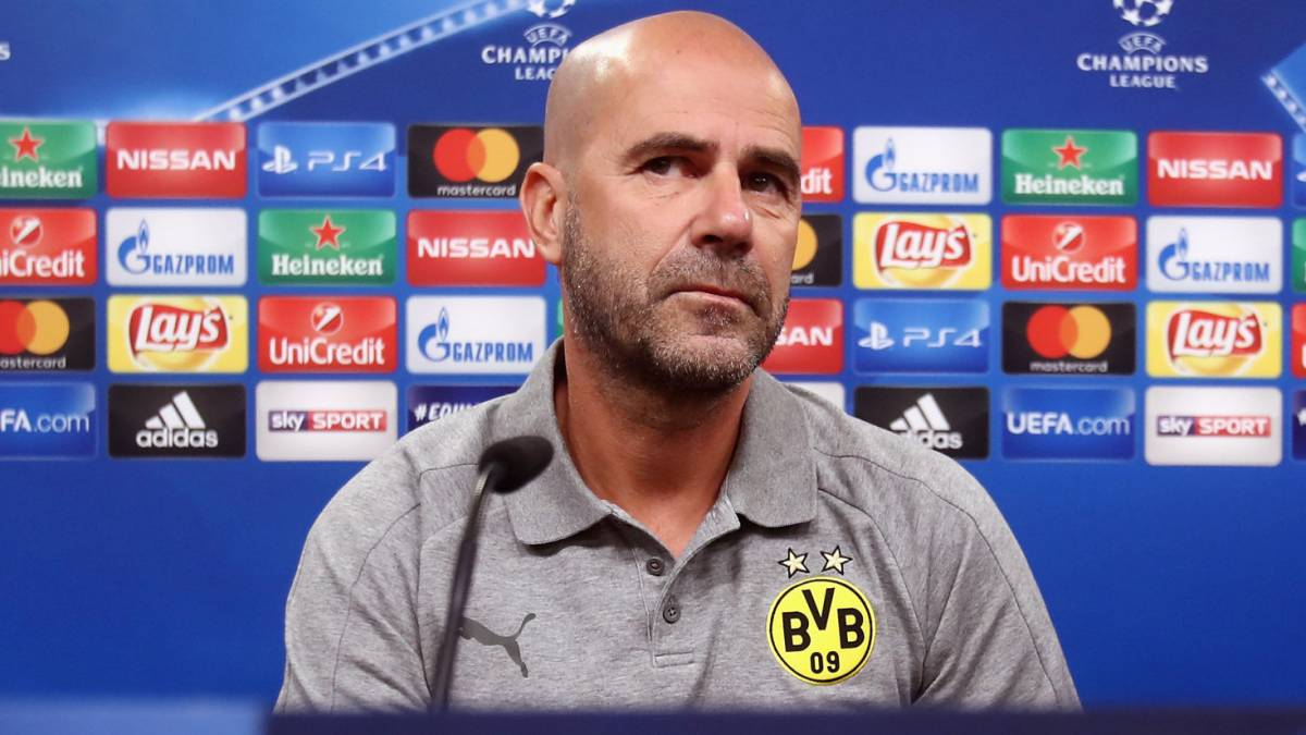 "Bosz: ""Real Madrid are not vulnerable"""