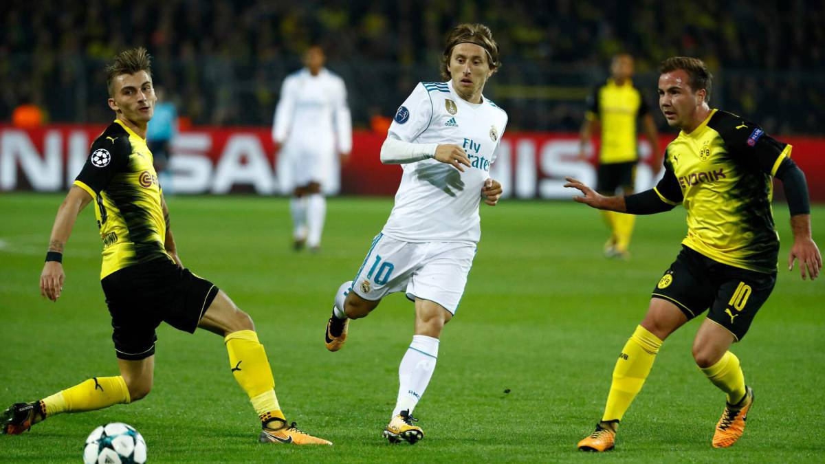 Borussia Dortmund vs Real Madrid, partido de Champions League, en vivo y directo online en AS.com.