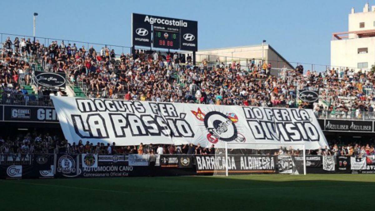 Aficionados del Castellón, equipo de Tercera.
