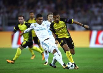 Gallery: Real Madrid take care of business against Dortmund