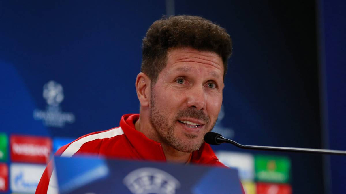 "Simeone: ""Conte is better than me"""