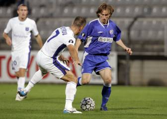 Sochaux passed up Real Madrid maestro Modric as 18-year-old