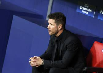 Diego Simeone faces a fresh challenge with Atlético