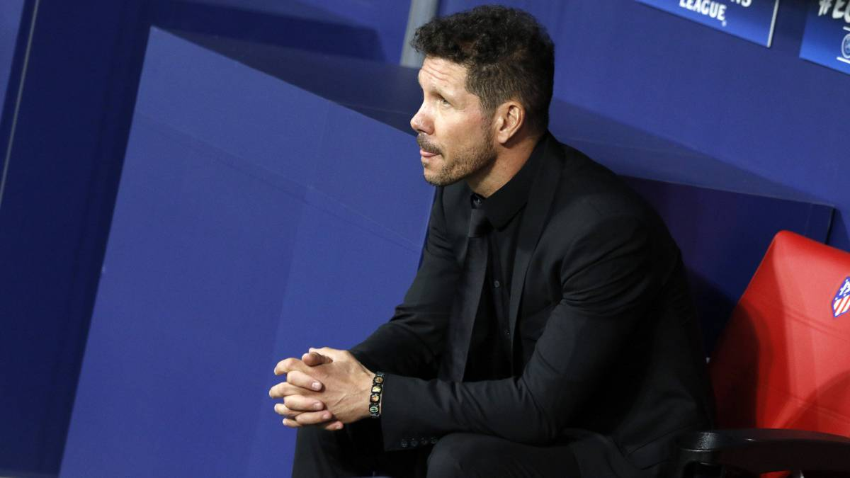 Diego Simeone's challenge: Atlético have never started so badly in the Champions League