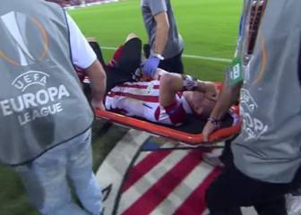 Athletic's Muniain suffers cruciate ligament injury
