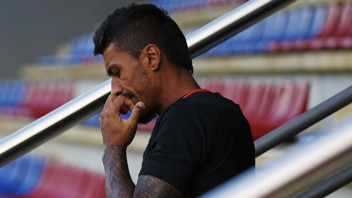 "Paulinho: ""I suffered a lot with racism, I wanted to leave the game"""