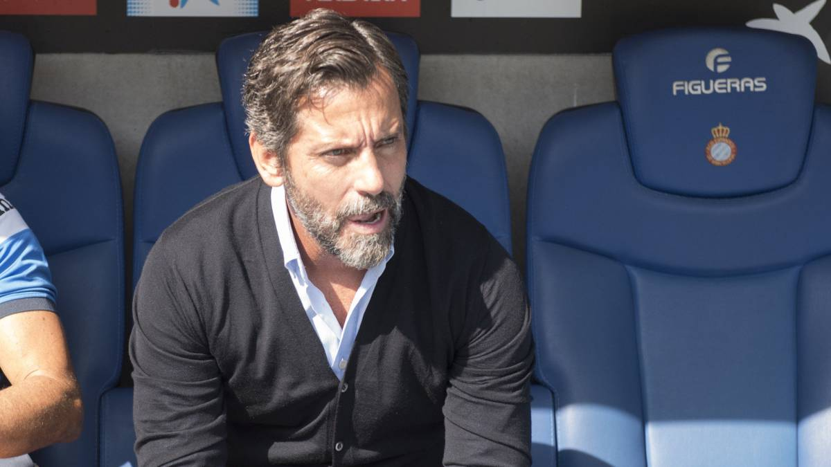 Quique Sánchez Flores: 'We can't close our eyes for an instant against Real Madrid'