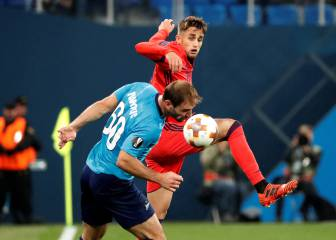 Real Sociedad's Adnan Januzaj out indefinitely with knee injury