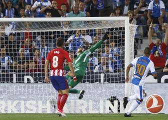 Leganés hold Atlético and hint again at more competive Liga