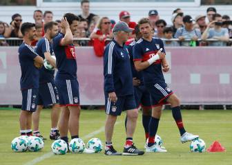 Bayern secretly trained behind Ancelotti's back - Kicker