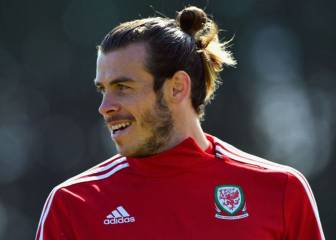 Gareth Bale out of Wales' World Cup qualifiers