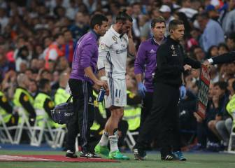 Gareth Bale set to be sidelined for a month