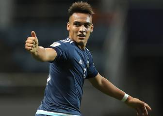 Atlético agree deal to sign Racing striker Lautaro Martínez
