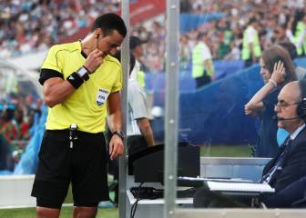 Another first for VAR: a ban and fine for insulting review system